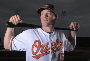 Baltimore's Matt Wieters