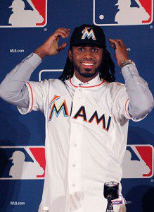 Reyes ignited the Mets lineup for years and won the batting crown last year. After a haircut, what else will he do for the Marlins? (AP)