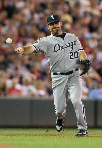 A change of Sox should help Kevin Youkilis forget Boston. (Jesse Johnson/US Presswire )