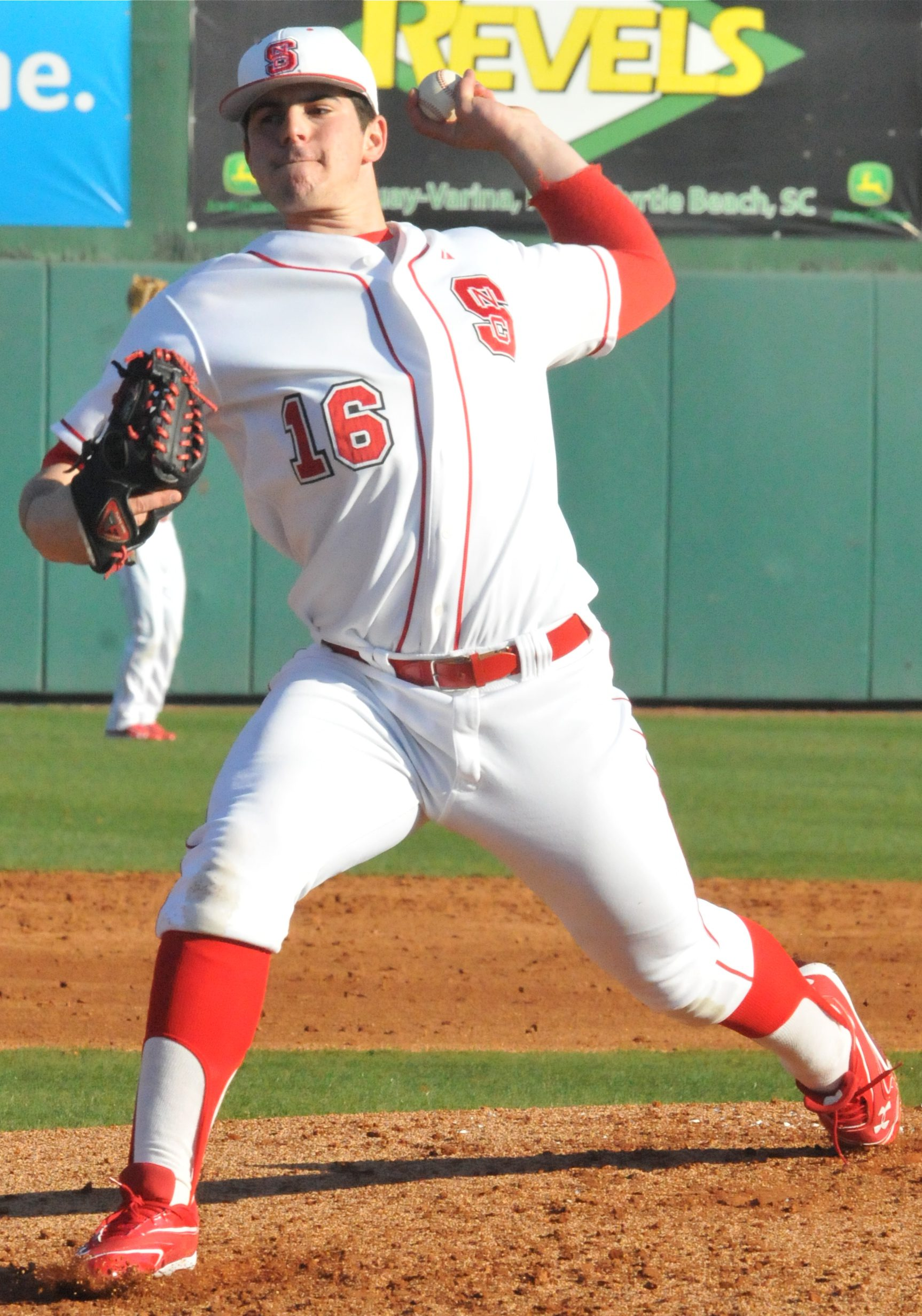 Carlos Rodon has been lights-out over his last two starts for North Carolina State.