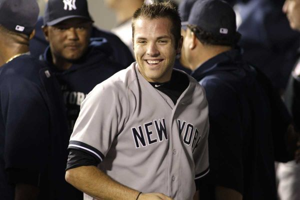 Austine Romine is looking more and more comfortable in the Yankees' dugout.