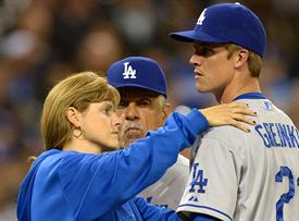 Fantasy baseball owners have to adjust after the loss of Zack Greinke