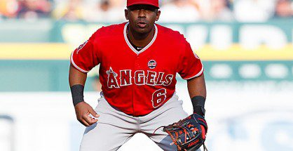 Alberto Callaspo will return to playing 2B for the Oakland A's. (Rick Osentoski/USA TODAY Sports)