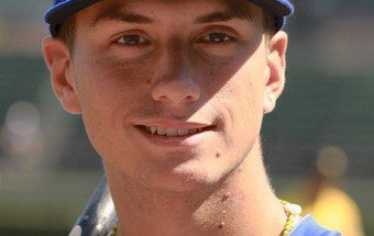 Albert Almora will be one of the youngest players in the AFL.