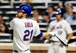 If Lucas Duda produces in 2014, the Mets might put up good numbers.