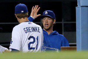 While teammates Zach Greinke and Clayton Kershaw may be safe baseball betting wagers, the Dodgers' bullpen argues otherwise.