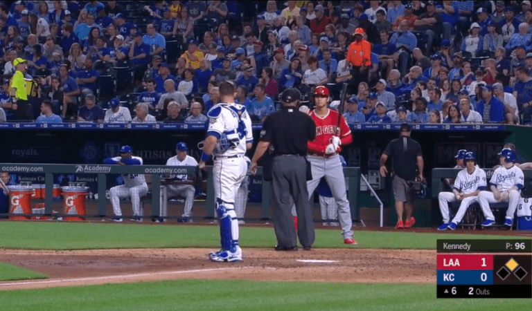 Welcome to MLB, Ohtani: This Is The New Intentional Walk Rule