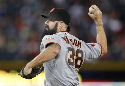 Grindin' with the Champs: Giants hanging in there by the grace of the baseball gods