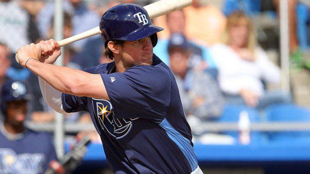 Wil Myers waits on a pitch.