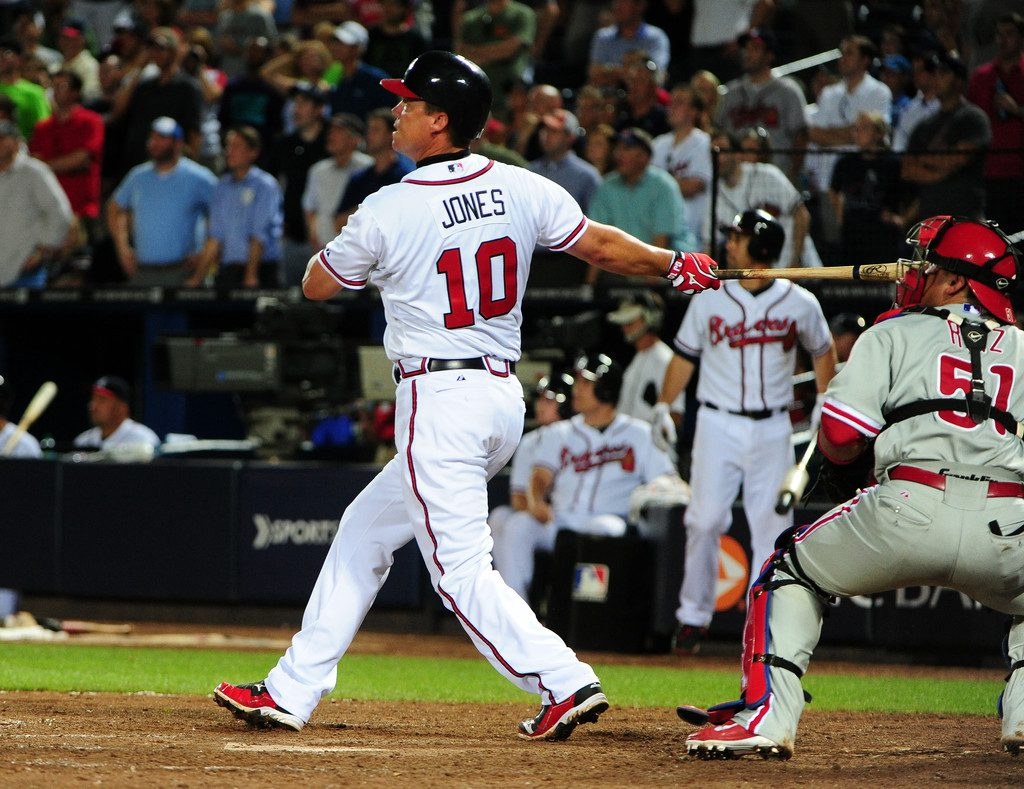 The Single: Chipper Jones scouting reports from Atlanta, Chicago and Seattle