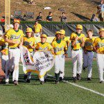 Chula Vista Little League team celebrates.