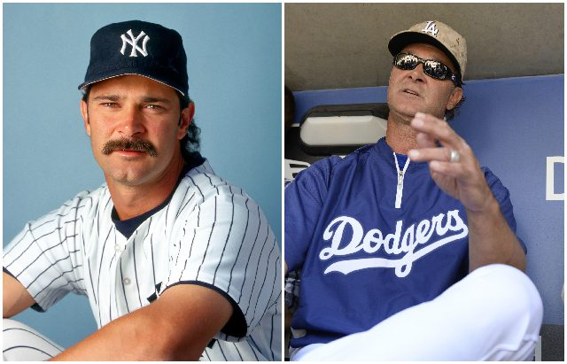"Time to play ""Tale of the Tape"" with Dodgers manager Don Mattingly"