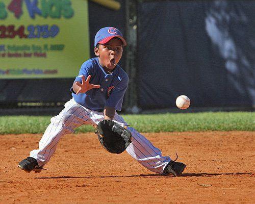 How to Encourage Your Child to Do Well in Baseball