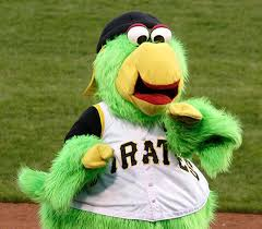 Image result for pittsburgh pirates parrot
