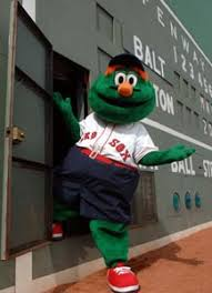 Image result for wally the green monster