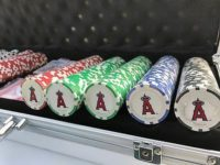 poker chips baseball